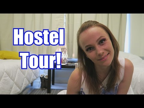 Hostel Tour and Striking! | The Finland Diaries | Episode 4