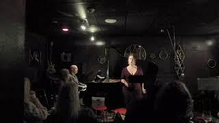 Ema Mitrović - Carmen's Habanera at Maureen's Jazz Cellar with David Budway