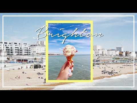 TRAVEL | Day out to Brighton, UK