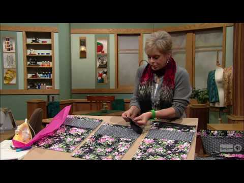 Sewing With Nancy - Sew Simple With Rectangles & Squares, Part 1