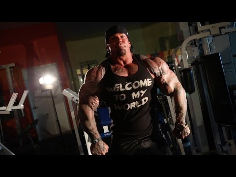 WE ARE ALL EQUALS - NOBODY IS BETTER THAN ANYONE - Rich Piana