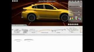 Визуальный тюнинг BMW X6 GOLD VERSION(, 2013-07-05T21:19:17.000Z)