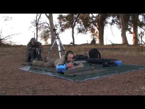 EXTREME LONG RANGE SHOOTING (3000 yards) .338 Lapua