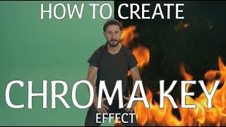 Download How to Make Chroma Key - Green Screen Effect? Mp3 and Videos