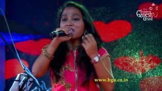 'Preethiyalli Iro Sukha' by Ankita Kundu & Abhinav @ 54th Bengaluru Ganesh Utsava thumbnail
