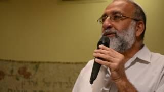 הרב דוד אסולין, ראש ישיבת 'אהבת ישראל' בנתיבות