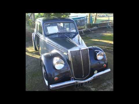 1936 Lancia Aprilia 238 - YouTube