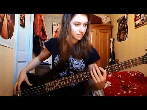 Toto - Spanish Sea (Bass cover)