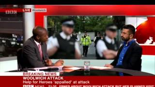 London machete attack: Asghar Bukhari upsets usual BBC propaganda