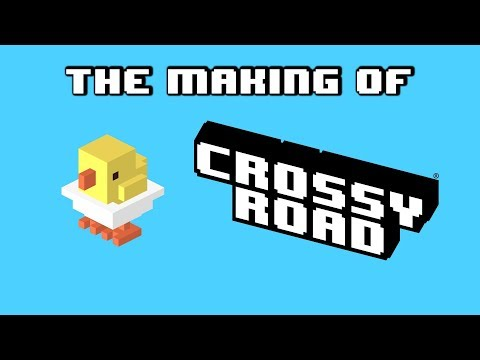 The Making of CROSSY ROAD