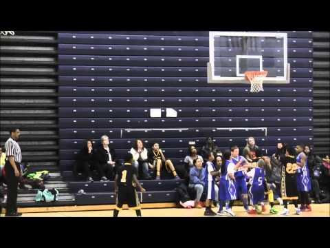 150215 CB vs Flint's Finest @ Lincoln Middle School in the CB Power League