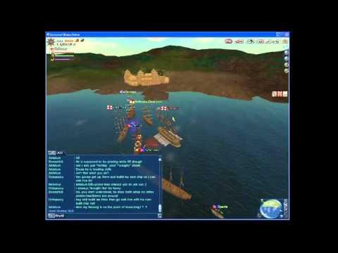 Uncharted waters online - Nellemus R18 Shipbuilder