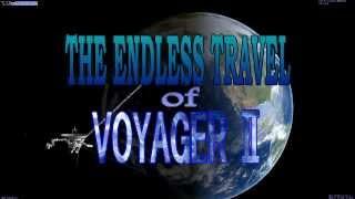 【Full HD】【宇宙ヤバイ】CGで完全再現ボイジャー2号の終わりなき旅