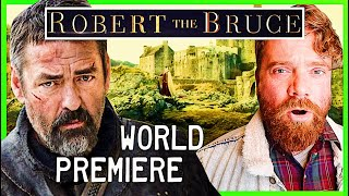ROBERT THE BRUCE FILM First Review and Reaction
