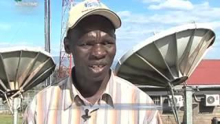 Kufa Kupona:Mafundi Wanaoparaga Milingoti Ya Kusambaza Nguvu Za Umeme