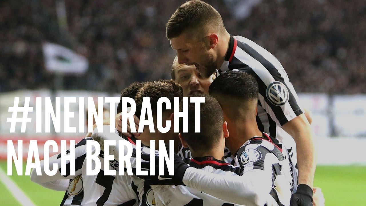 inEINTRACHT nach Berlin!