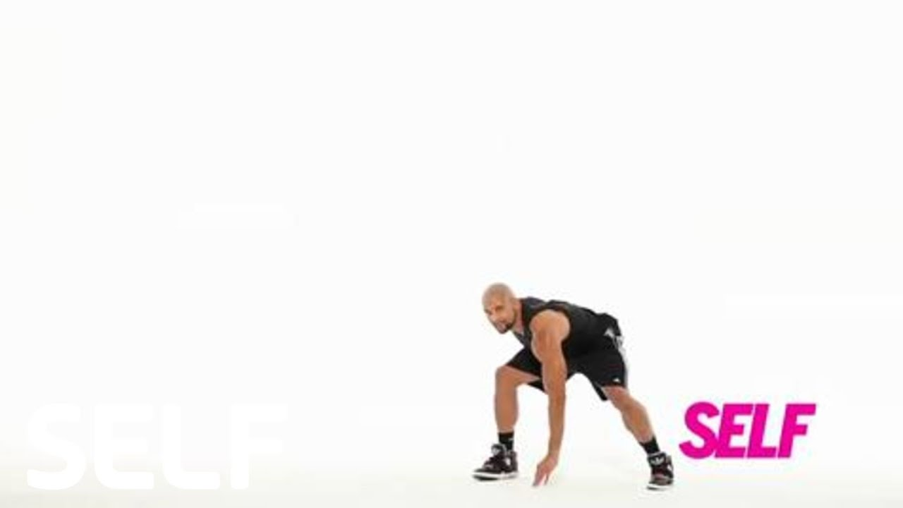 INSANITY WORKOUT: Hit the Floor Routine - All-Over Toner - SELF\'s ...