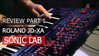 ROLAND JD-XA Analog Engine - Review