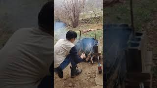 참나무 삼겹살 통구이(엘이가 촬영하고 편집한 영상)ve…