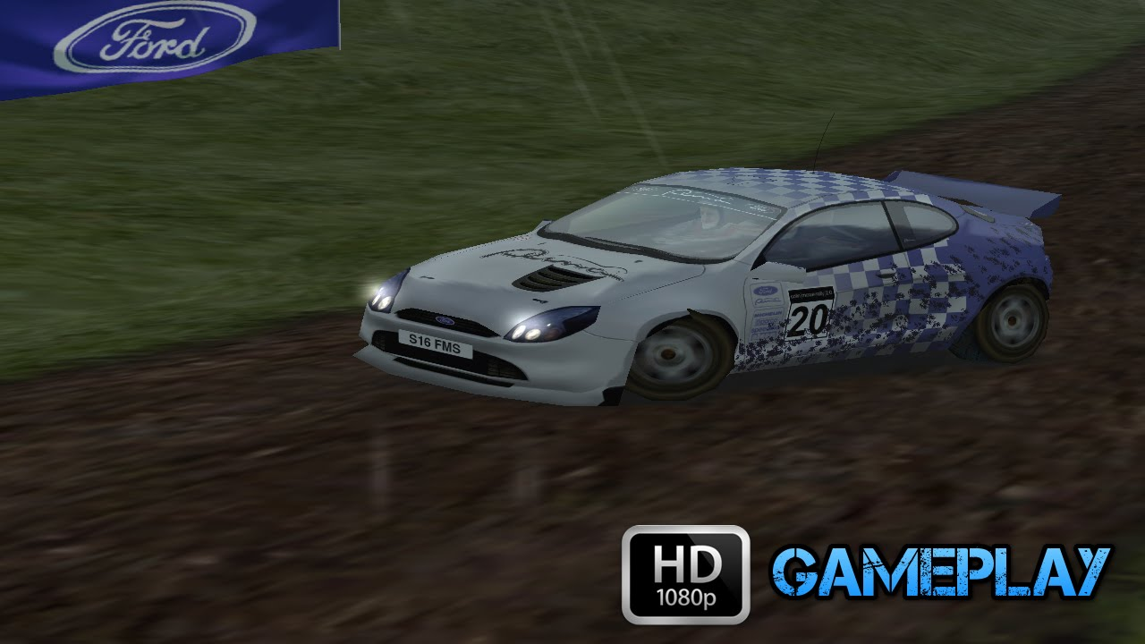 Colin McRae Rally 2.0 Gameplay   Ford Racing Puma - YouTube 41092334c
