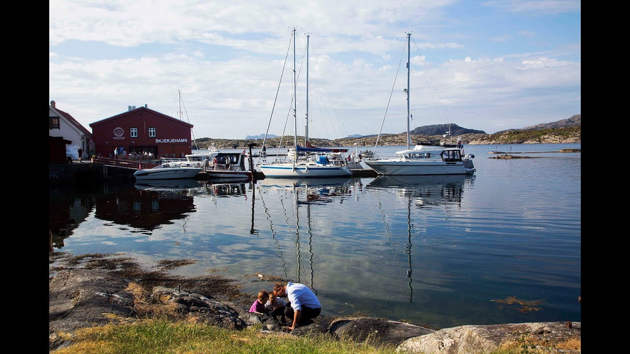 Halvdagstur til Skjerjehamn