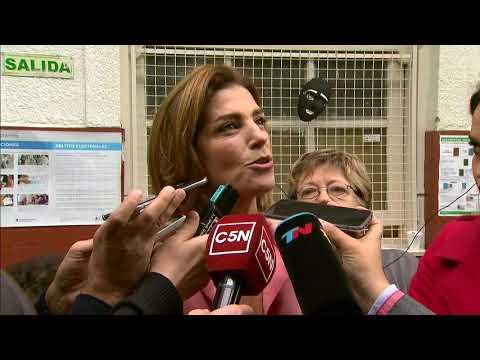 Decisión 2017: el voto de Débora Pérez Volpin