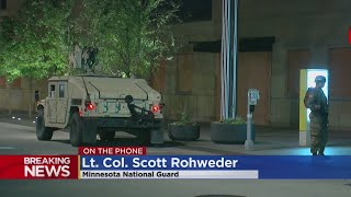 'How Do We Feel About Tonight?': WCCO Talks With Lt. Col. Scott Rohweder