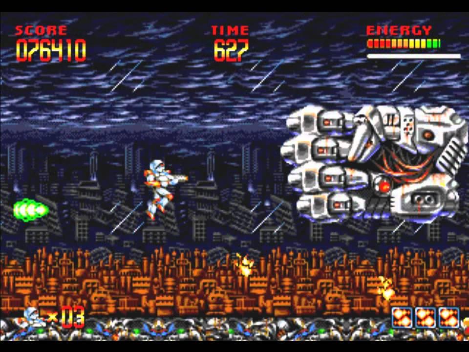 Mega Turrican - Play Game Online