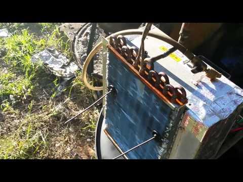 mini refinery tire and plastic to oil and gasoline