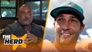 Jay Glazer: Tom Brady is a 'grinder,' Jay Cutler fits in Miami and more | THE HERD
