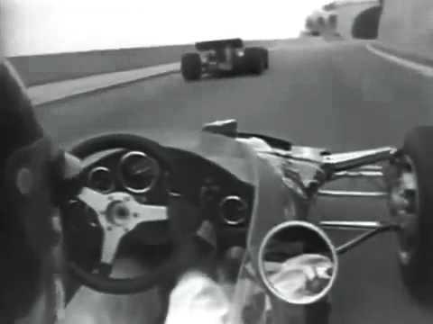 F1 1970 - Monaco / Monte Carlo - Onboard com Graham Hill