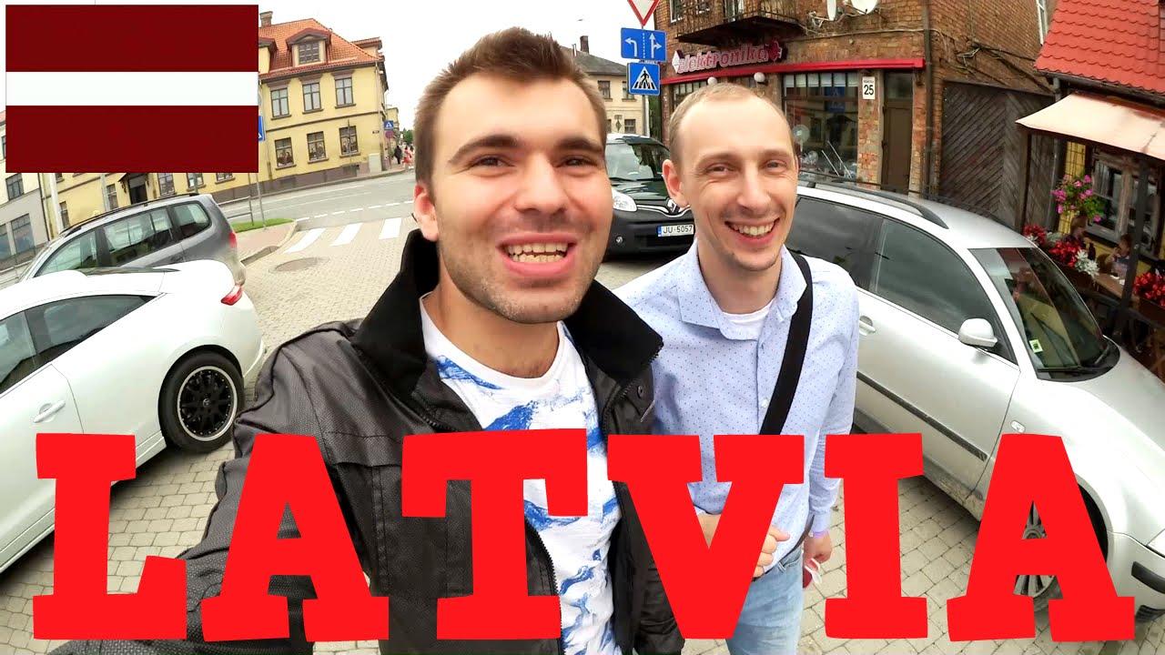 LATVIA TRIP ★ В БАУСКУ ЧЕРЕЗ РИГУ