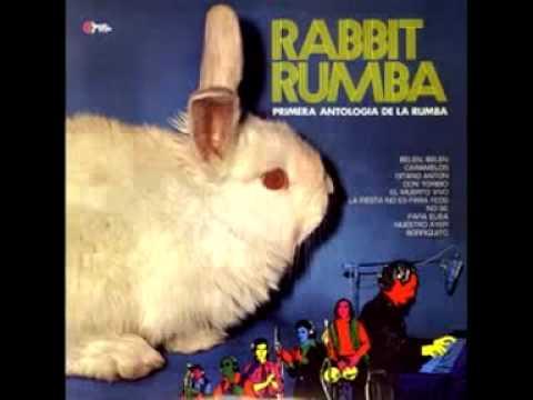 """RABBIT RUMBA""""Caramelos""""1972"""