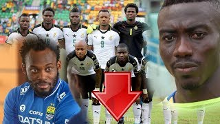 GHANA'S NEW FIFA RANKING, DON BORTEY SIGNS FOR OLYMPICS & ESSIEN'S NEW $100 GIG