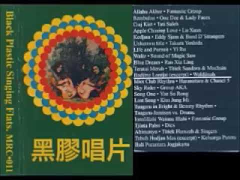 Various – Black Plastic Singing Flats * 70s Songs From Taiwan, Indonesia,Japan,Malaysia Asian Music