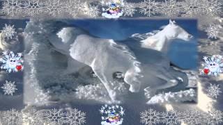 С Новым годом! Русские зимы до чего красивы