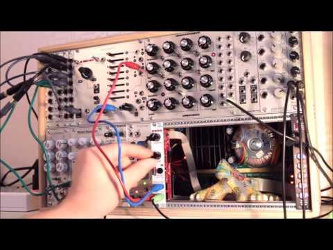 Music Thing Modular - Radio Music jam