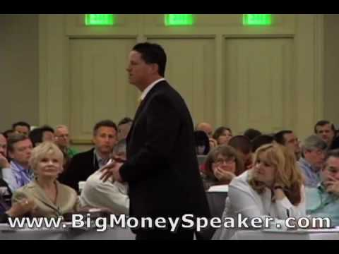 Motivational Speaker James Malinchak Get Paid for Speaking Jobs