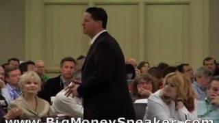 Motivational Speaker James Malinchak Get Paid for Speaking Jobs
