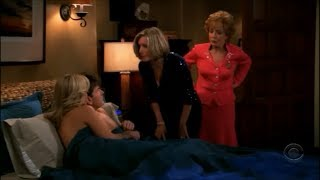 Two and a Half Men - Charlie in Bed With His Sister [HD]