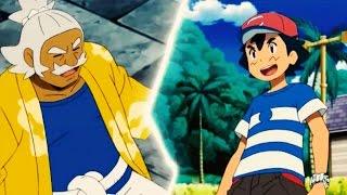 Ash Vs Hala Pokemon Sun & Moon AMV