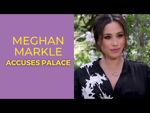 Oprah With Meghan And Harry: Duchess of Sussex accuses royals - Thursday's News Briefing