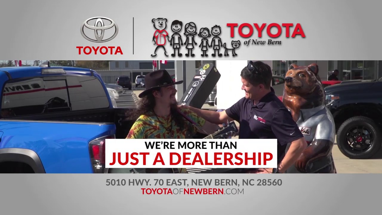 Toyota Of New Bern >> Toyota Of New Bern Presents Tommy Duzan Sr Jingle Youtube
