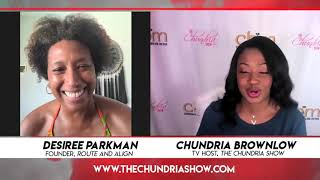 Former Radio City Rockette Desiree Parkman Talks About Her Business 'Route & Align'