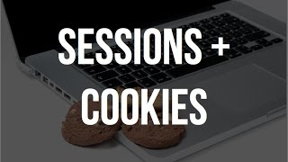 Sessions & Cookies