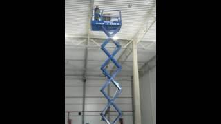 видео аренда подъемников Upright