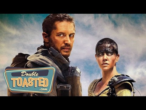 MAD MAX: FURY ROAD - Double Toasted Review poster