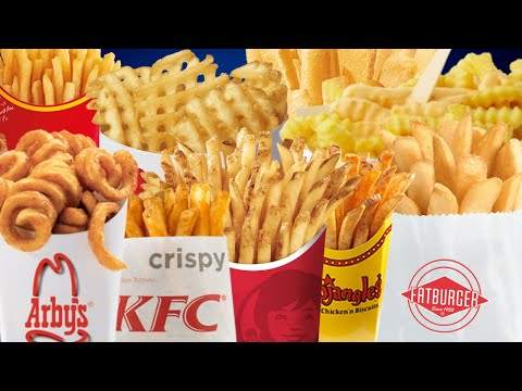 WHO HAS THE BEST FAST FOOD FRENCH FRIES???