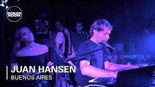 Juan Hansen (Live) | Boiler Room Buenos Aires: Crobar