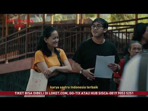 Dimas Danang, Perankan Pangeran Godo dalam teater Panembahan Reso